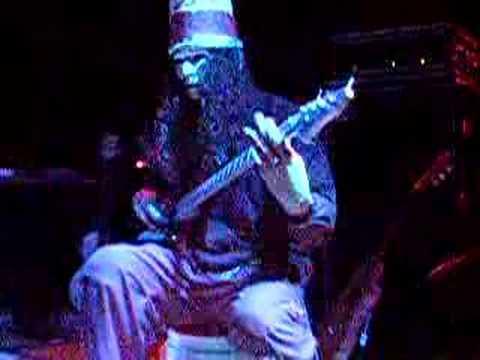 Buckethead bass