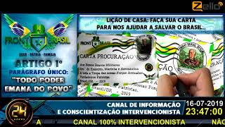 FRONT BRASIL OFICIAL - TV ONLINE OFICIAL