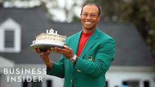 How Tiger Woods Makes And Spends His $800 Million