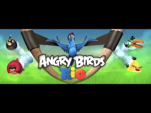 Angry Birds Rio Samba video