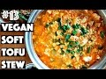 VEGAN SOFT TOFU STEW (Korean Recipe) | #13 (30 Videos In 30 Days) ♥ Cheap Lazy Vegan