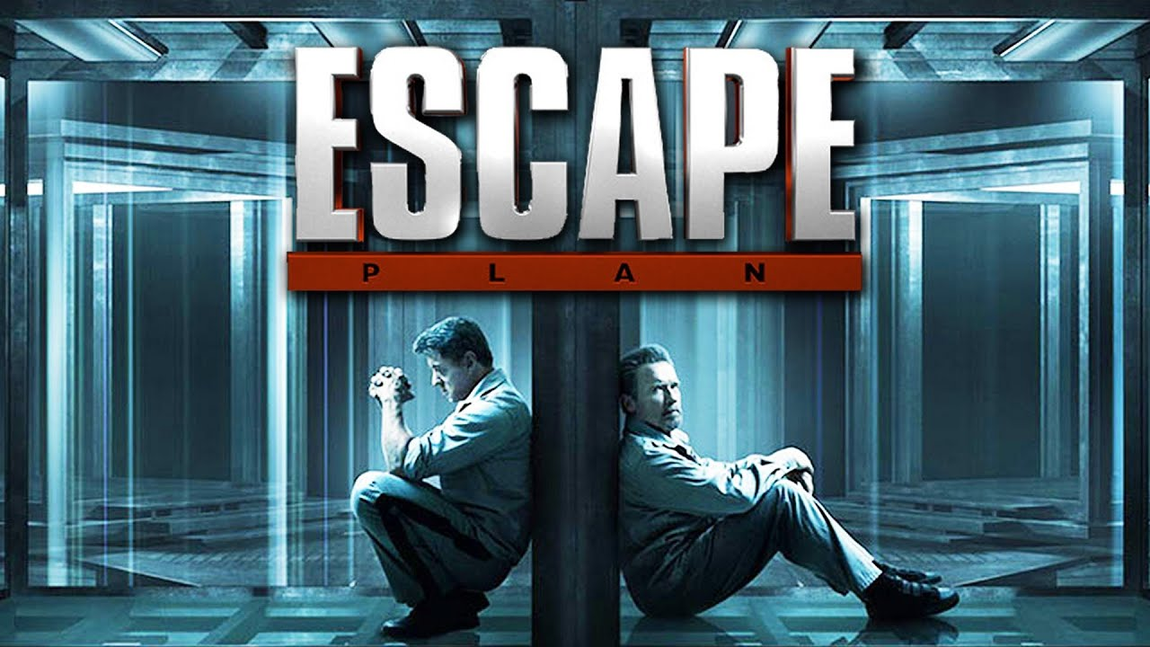 escape plan movie review jpmn youtube. Black Bedroom Furniture Sets. Home Design Ideas