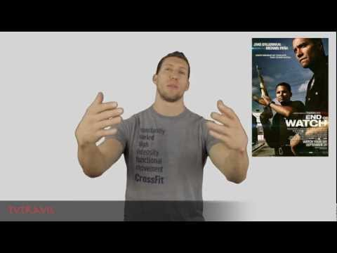 END OF WATCH MOVIE REVIEW By TVTRAVIE