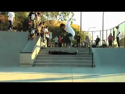 Paul Rodriguez - Culver Citys Drop-in Video