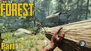 The Forest - Survival - Getting Started (Part 1)