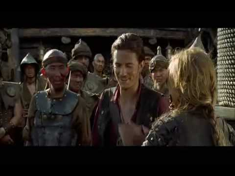 Pirates of the Caribbean bloopers