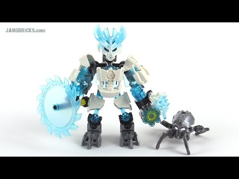 LEGO Bionicle Protector of Ice Review! set 70782