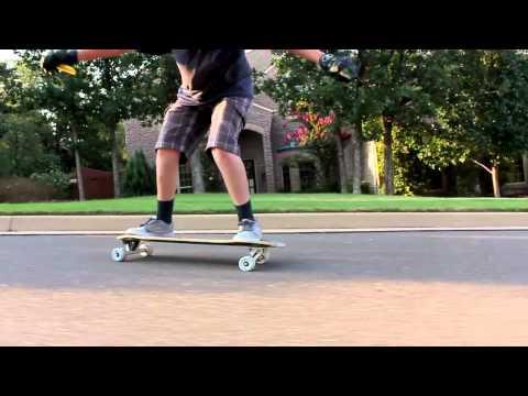 Longboarding: GET PAID