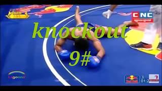 Kun Khmer Top 9 Knockout   Top knockout 9#