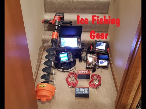 NFN Icehole Adventures Ice Fishing Gear Review  - Icefishing Gift Ideas