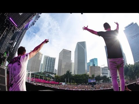W&W Live at Ultra Music Festival Miami 2015
