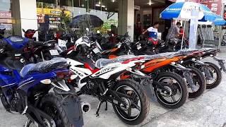 Dã man Yamaha Exciter 150 2018 - Quên Exciter 155 và 175 đi - Review chi tiết tại đại lý