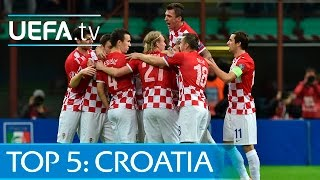 Top 5 Croatia EURO 2016 qualifying goals: Rakitić, Modrić and more