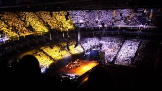 Young Voices Medley The 02 London 8th March 2012