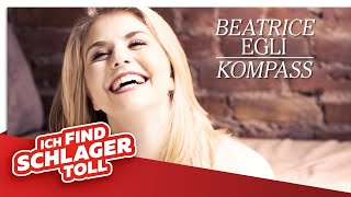 Beatrice Egli - Kompass  (Lyric Video)