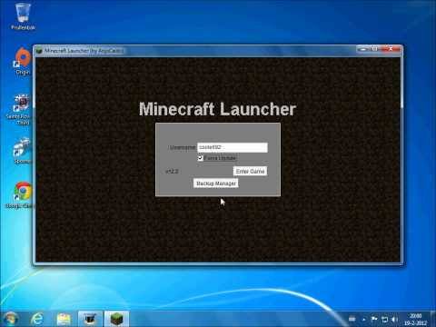 Hoe download je minecraft Gratis