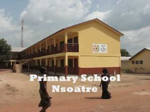 3. EDUCATION Nsoatre B/A, Ghana