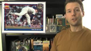 Top Ten Nolan Ryan Baseball Cards