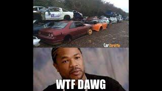 Funny Car Memes V.1