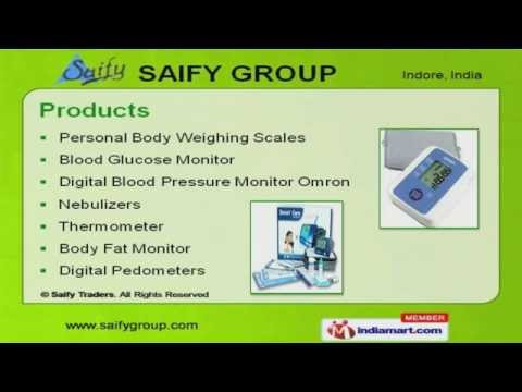 Medical and Health Care Products by Saify Traders, Indore