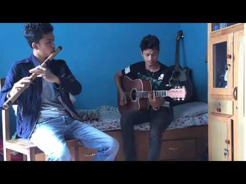 Jal - Aadat - Mana Bikhra Hoon Mein (cover) video