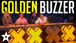 Kid String Quartet Gets The GOLDEN BUZZER On Norway's Got Talent 2019! | Got Talent Global