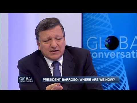 José Manuel Barroso: Exclusive Interview 2013