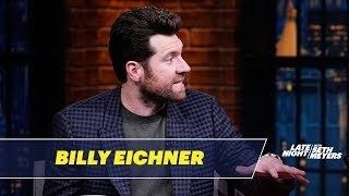 Billy Eichner Wants Maxine Waters to Subpoena Trump's Tax Returns
