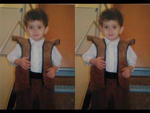 Karim Izadi 36 : Rache an kurdische Volk. Kämpfen oder flüchten? Geschichte meines Volkes.