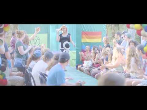 חיזוק הקהילה הטרנסג'נדרית בגאווה 2015 - Maya Buskila - FREEDOM