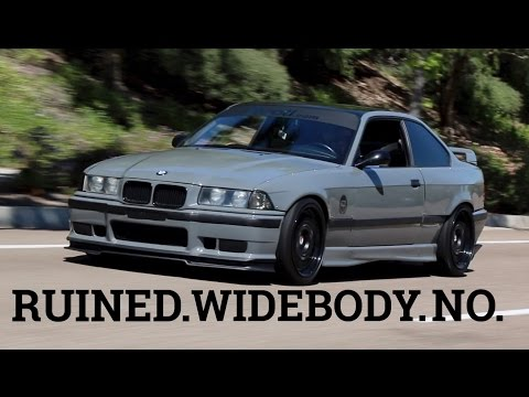 Bagged E36 M3 Review   F*ck Coilovers!