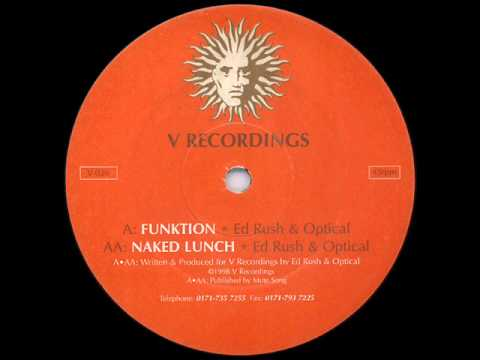 Ed Rush & Optical - Funktion