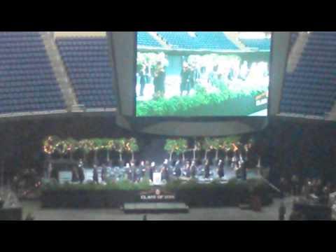 WPHS, Winter Park High School Graduation Ceremony