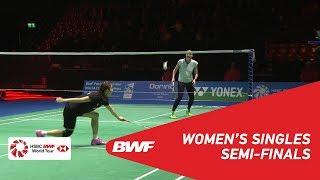 WS | Sayaka TAKAHASHI JPN 1 vs Evgeniya KOSETSKAYA RUS 4 | BWF 2018