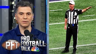 How will NFL officials handle new replay review rules?   Pro Football Talk   NBC Sports