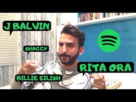 Spotify yeni çıkan müzikleri yorumluyorum | J Balvin, Billie Eilish, Rita Ora, Emrah Karakuyu MP3