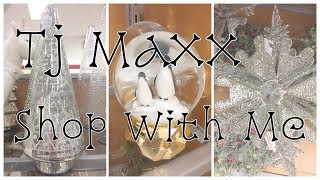 TJ MAXX | SHOP WITH ME | CHRISTMAS IS COMING!!!