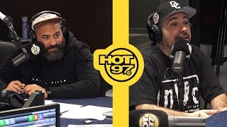 Ebro Addresses Report Stating That Hot 97 Will No Longer Play 6ix9ine's Music