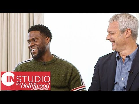 """'The Upside' Star Kevin Hart & Director Neil Burger On Film's """"Beautiful"""" Message   THR"""