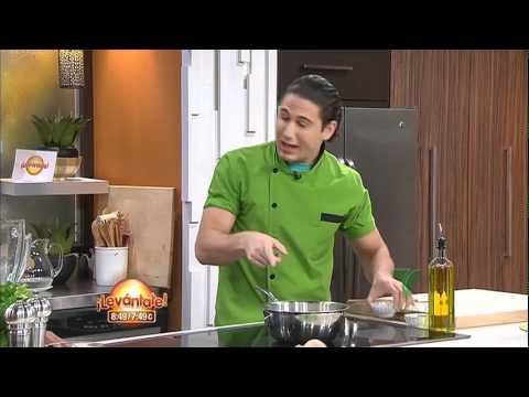 Las recetas de Telemundo / Trucha rellena 1 / Telemundo