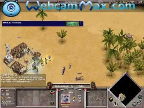 Trucos de age of mythology (en escena)