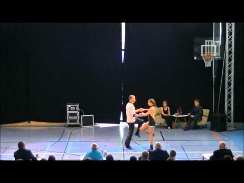 Corinne Nicolet & Ronny Gantert - Deutschland Cup 2012