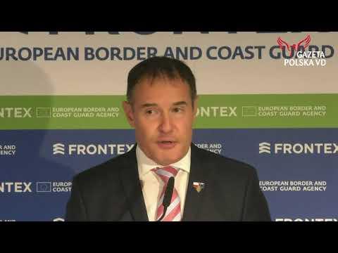 Frontex W Warszawie