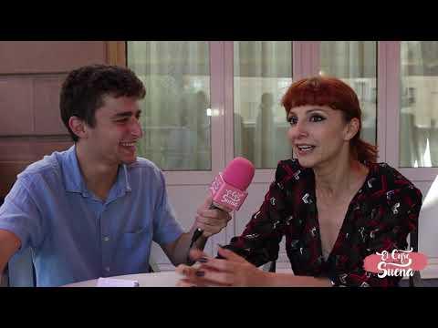 La entrevista más divertida de Najwa Nimri, nos habla de VIS A VIS 4ªtemporada y nos canta Bien Duro