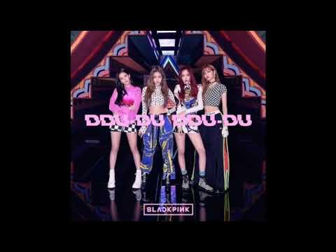 BLACKPINK - DDU-DU DDU-DU  (JAPANESE AUDIO)