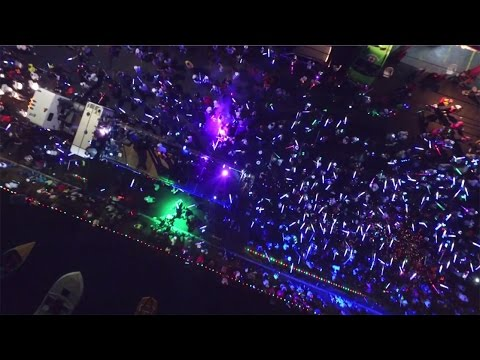 Grenada Carnival - Spicemas Monday Night Mas 2016