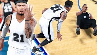 NBA 2k17 MyCAREER - 6x Ankle Breakers in Rising Stars Game! They Split Up Orange Juice! Ep. 160
