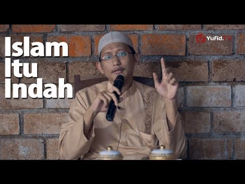 Islam Itu Indah - Ustadz Abu Yahya Badru Salam, Lc (Pengajian Muallaf Bali)