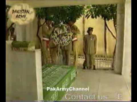 YouTube - Drama Serial Nishan-e-Haider Major Raja Aziz Bhatti...