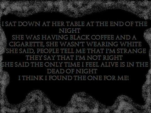 Good Charlotte - All Black